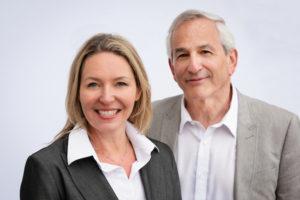 Hal Decter, LLB and Audra Poole, Victoria Realtors