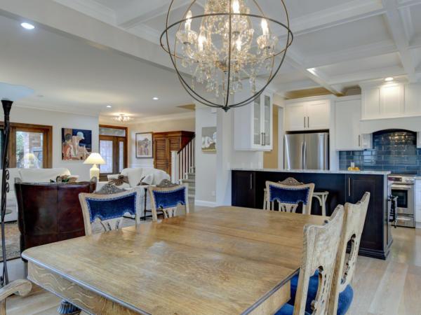 open concept home deisgn