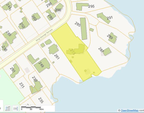 waterfront development property